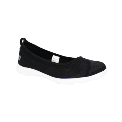Womens Let's Casual - Black