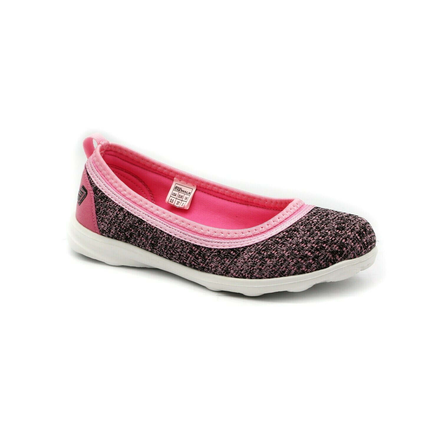 Womens Let's Casual - Pink