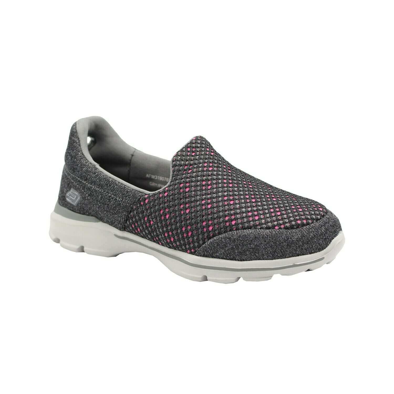 Womens Let's Walk -Grey/Pink
