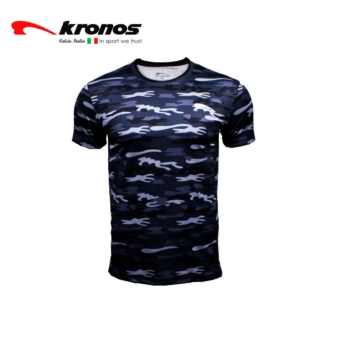 KRONOS CAMO TEE (GRY)