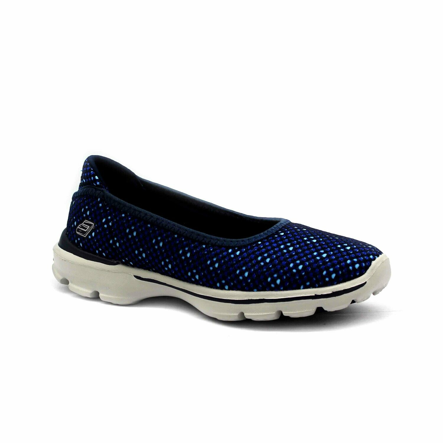 Womens Let's Walk - Navy