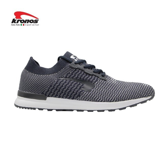 Kronos Men's ( LATIN ) Lightweight Shoe [ Grey/White ]