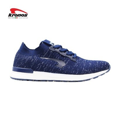 Kronos Women's ( LATIN ) Lightweight Shoe [ Navy/White ]