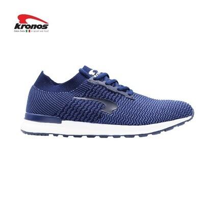 Kronos Men's ( LATIN ) Lightweight Shoe [ Royal/White ]