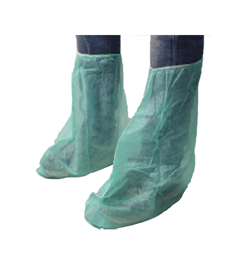 DISPOSABLE BOOTS COVER
