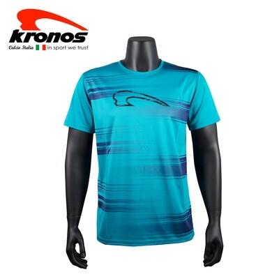 Kronos Round Neck T-Shirt   [ PAINT]