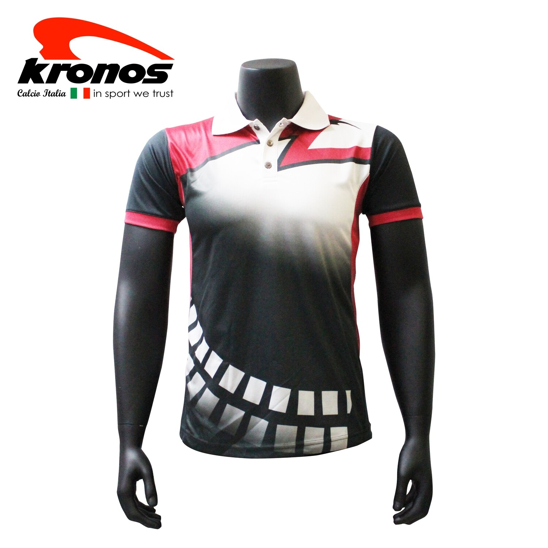 Kronos Men's Collar Teamline Jersey