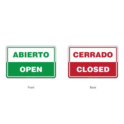 ABIERTO/CERRADO (AMBOS LADOS)