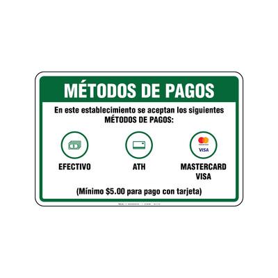 Rótulo - MÉTODOS DE PAGOS