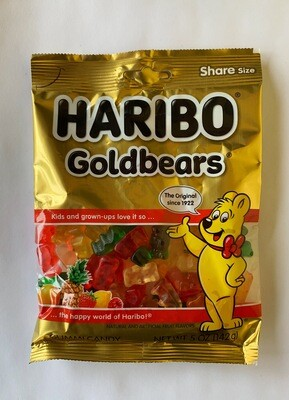 Haribo Goldbears Bag