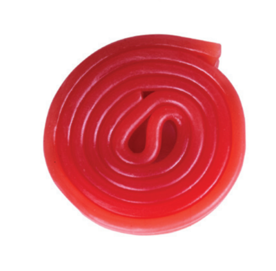 Red Licorice Wheels 1/2 Bag