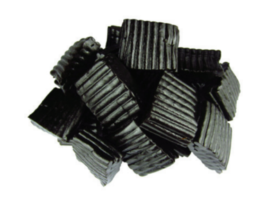 Licorice Tire Tread 1/2 Bag