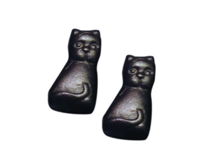 Black Licorice Cats 1/2 lb Bag