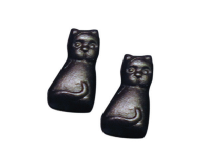 Black Licorice Cats 1/2 lb Bag