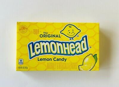 Lemonhead Theater Box