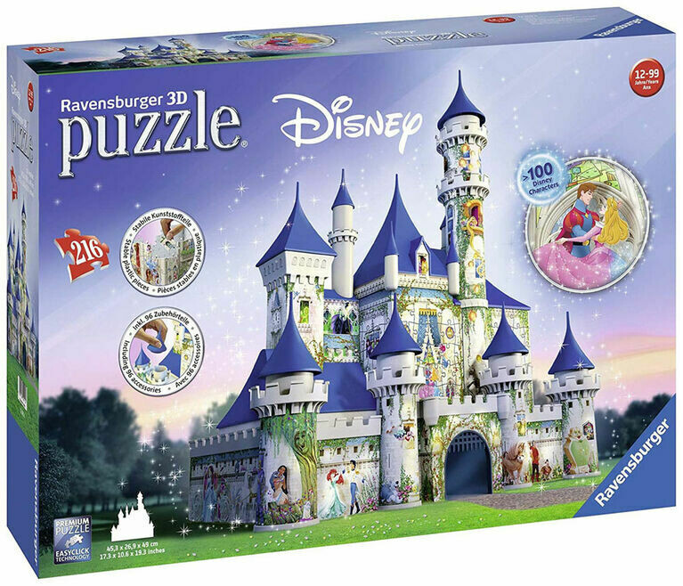 Ravensburger: Disney Princess Castle