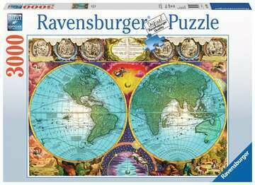 Ravensburger: Antique Map