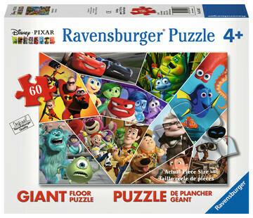 Ravensburger: D-Pixar: Ultimate Pixar