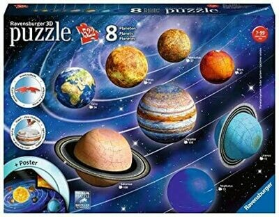 Ravensburger: Planets