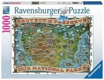 Ravensburger: Protect And Preserve Usa