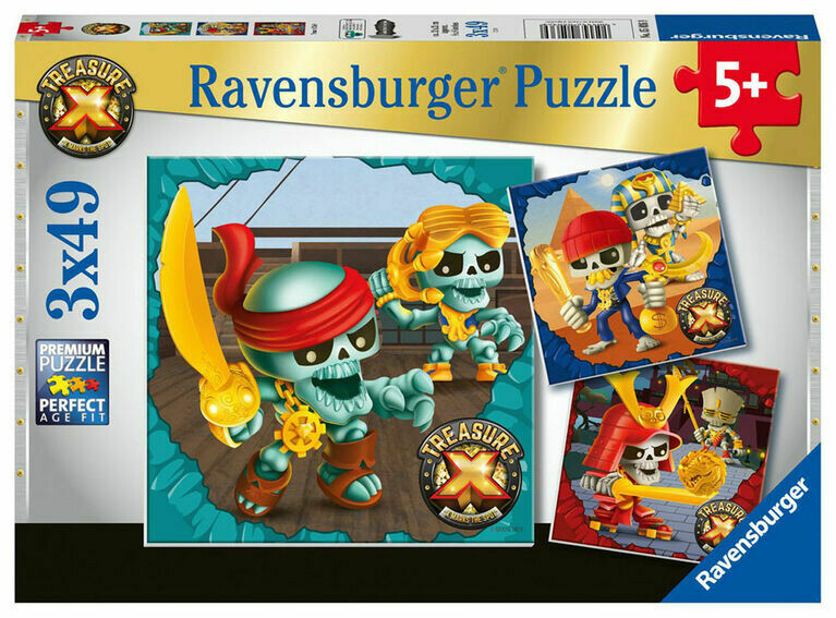 Ravensburger: Treasure X