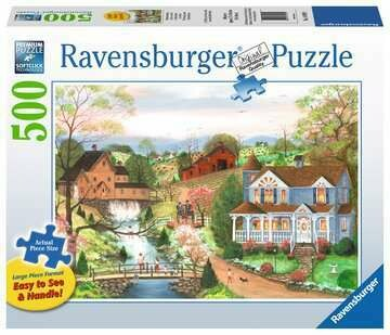 Ravensburger: The Fishing Lesson