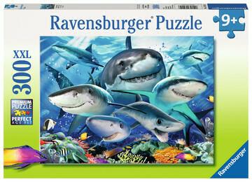 Ravensburger: Smiling Sharks