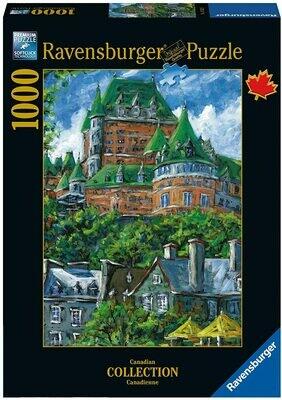 Ravensburger: Château Frontenac, Québec