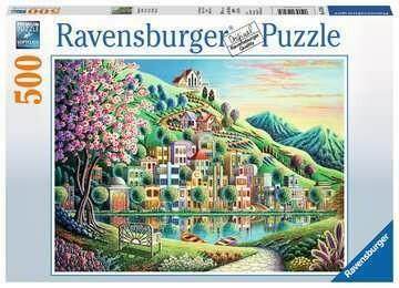 Ravensburger: Blossom Park