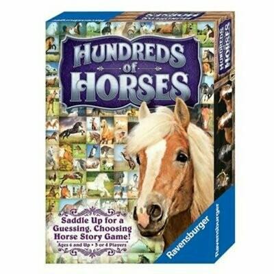 Ravensburger: Hundreds Of Horses