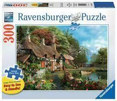 Ravensburger: Cottage On A Lake