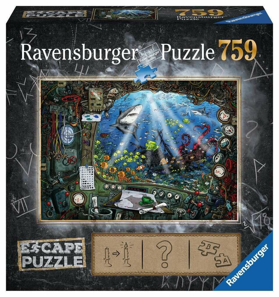 Ravensburger: Escape 4: Submarine