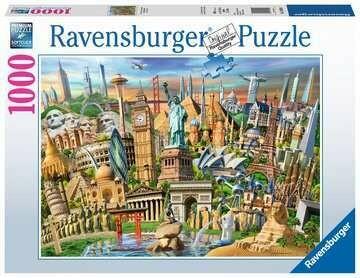 Ravensburger: World Landmarks