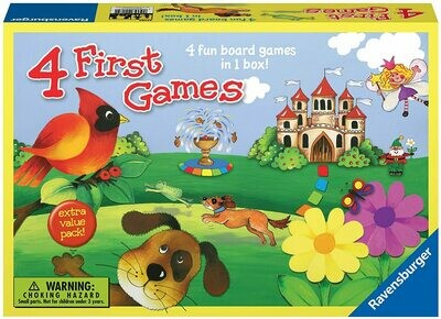 Ravensburger: 4 First Games