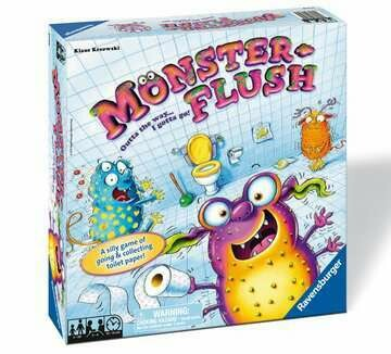 Ravensburger: Monster Flush