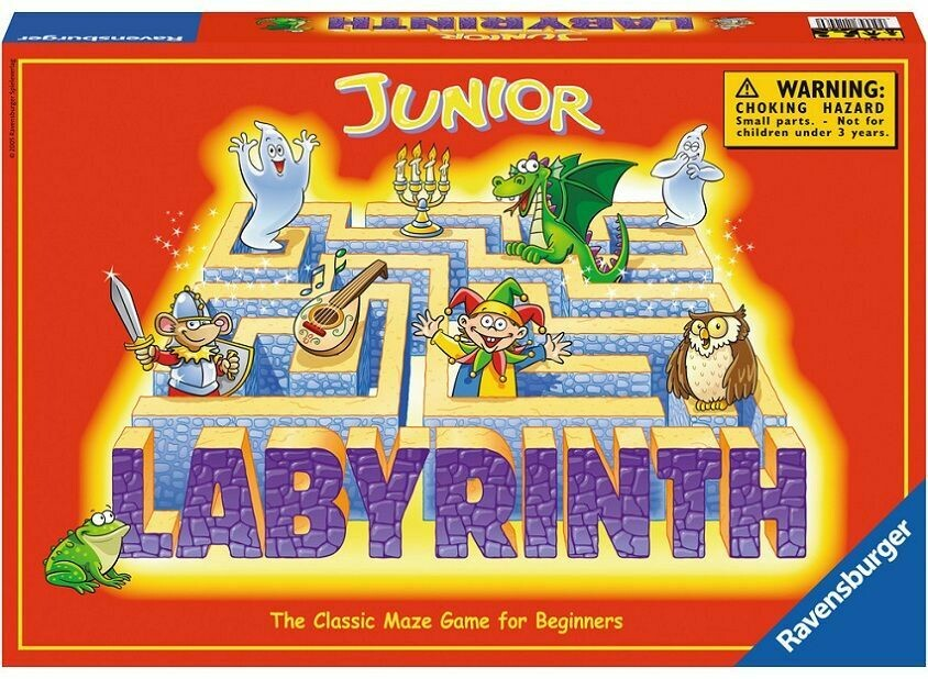 Ravensburger: Junior Labyrinth