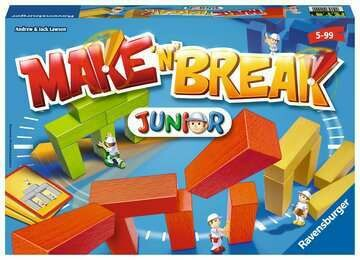 Ravensburger: Make 'N' Break Junior