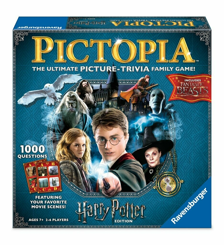 Ravensburger: Pictopia: Harry Potter