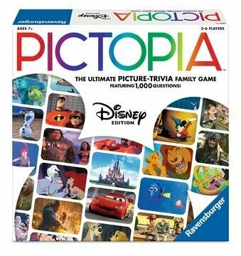 Ravensburger: Pictopia: Disney Edition