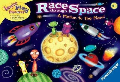 Ravensburger: Race Through Space