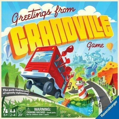 Ravensburger: Greetings From Grandville