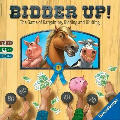 Ravensburger: Bidder Up!