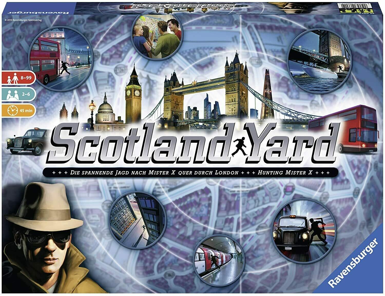Ravensburger: Scotland Yard '13
