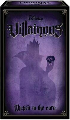 Ravensburger: Disney: Villainous Wicked