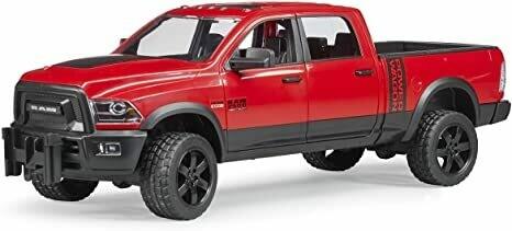 BRUDER; Ram 2500 Power Pick Up Truck