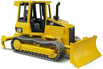 BRUDER; Caterpillar Track-Type Tractor