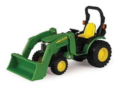 JohnDeere; 32 John Deere Loader Tractor