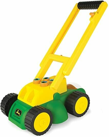 JohnDeere; M4 Jd Real Sounds Lawnmower