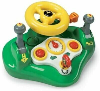 JohnDeere M4 Jd Toy Busy Driver