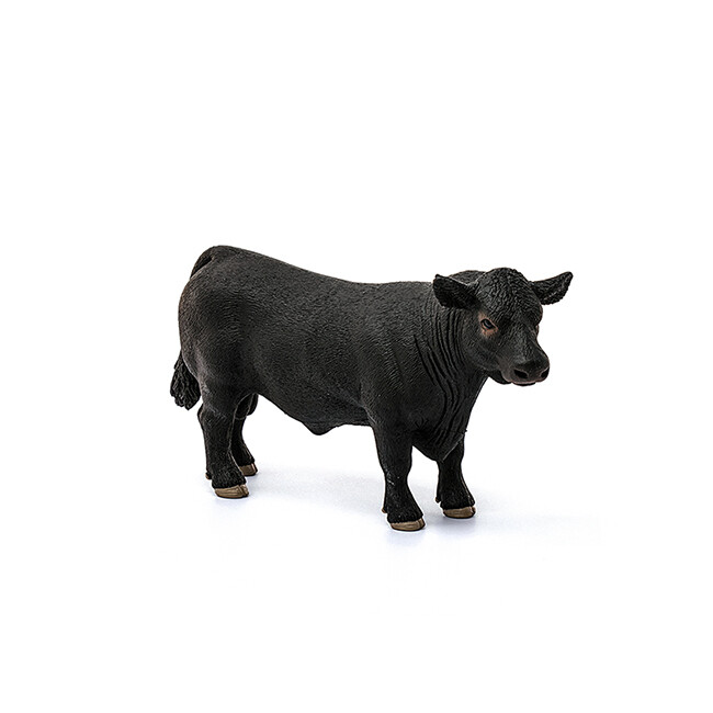 Schleich: Farm World - Black Angus Bull